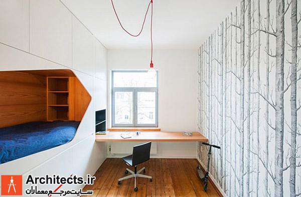 طراحی داخلی : 8 ایده برای طراحی اتاق کودک