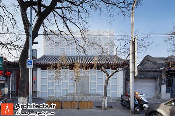 بازسازی و طراحی یک چایخانه چینی