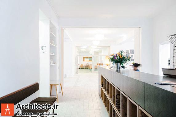دکوراسیون داخلی هتل ماگداس