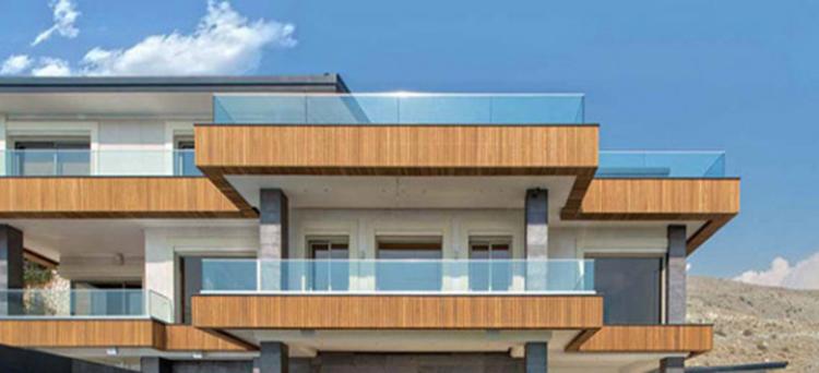 ۷ طراحی نمای ساختمان های برجسته ایران