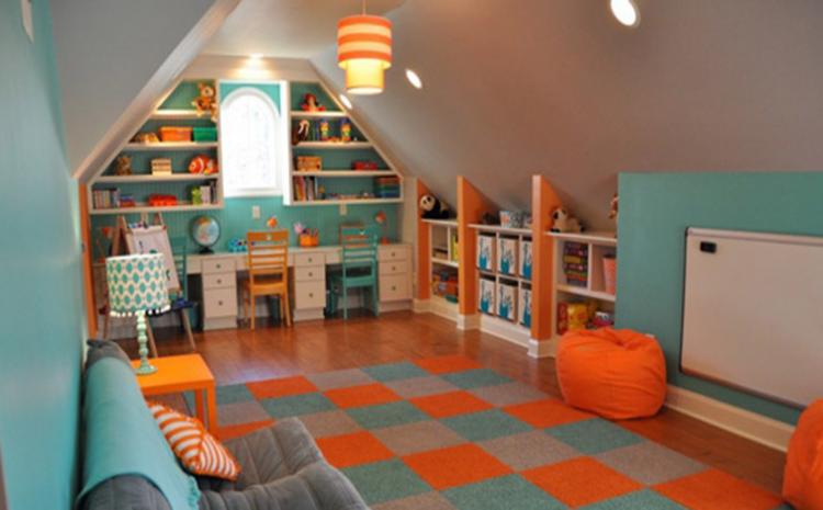 ۱۰ قانون برای انتخاب رنگ دیوار در دکوراسیون منزل