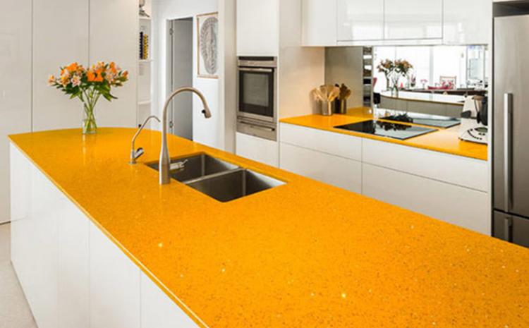 طراحی و دکوراسیون داخلی با رنگ زرد