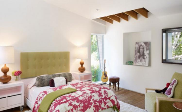 یادآوری ۵ نکته برای ست کردن ترکیب رنگ اتاق خواب