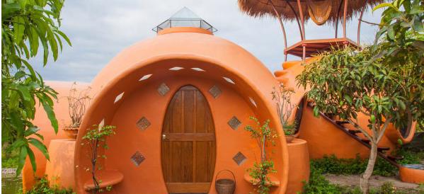 طراحی، معماری و ساخت خانه ای تنها با صرف ۹۰۰۰ دلار!