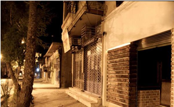 بازسازی رستوران چاشت ایرانشهر تنها با ۶ میلیون تومان