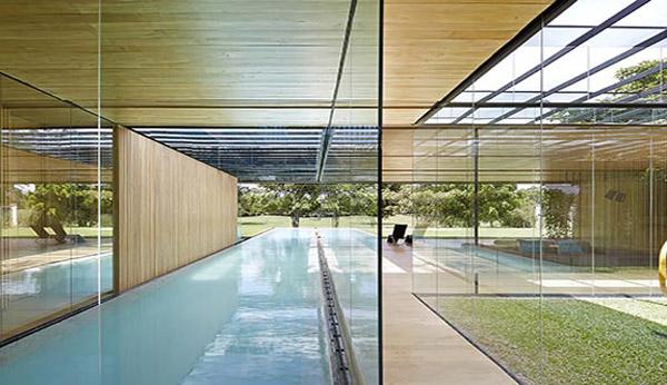 طراحی و معماری خانه ی Inout