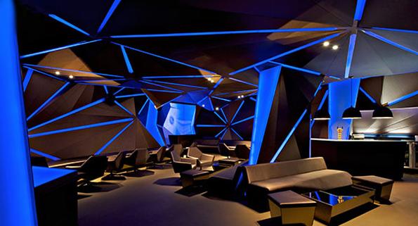 طراحی کافه رستوران هتل حیدرآباد هند