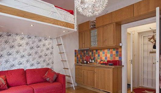 دکوراسیون داخلی، مناسب آپارتمان های کوچک