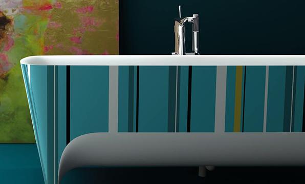 طراح وان حمام Accademia، برنده مسابقه Red Dot
