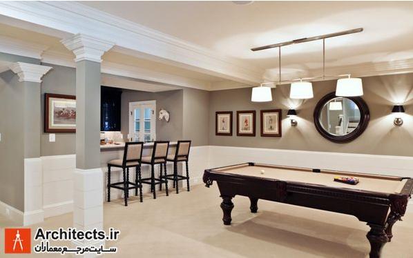 ۱۱ ایده برای اتاق های بدون پنجره و نور طبیعی