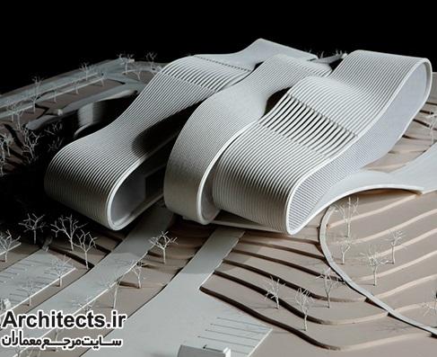 طرح مفهومی موزه بالیوود/استودیو طراحی یزدانی