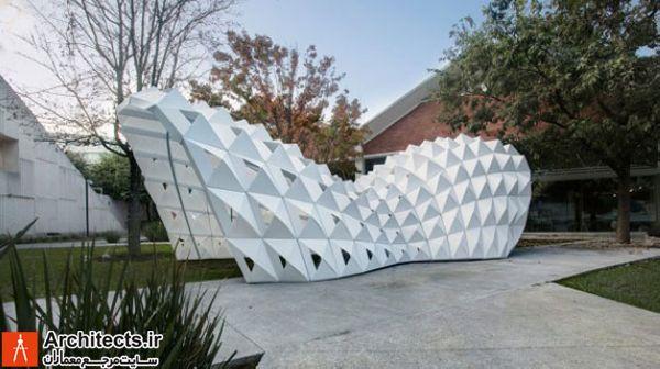 طراحی غرفه نمایشگاهی در مونتری، مکزیک